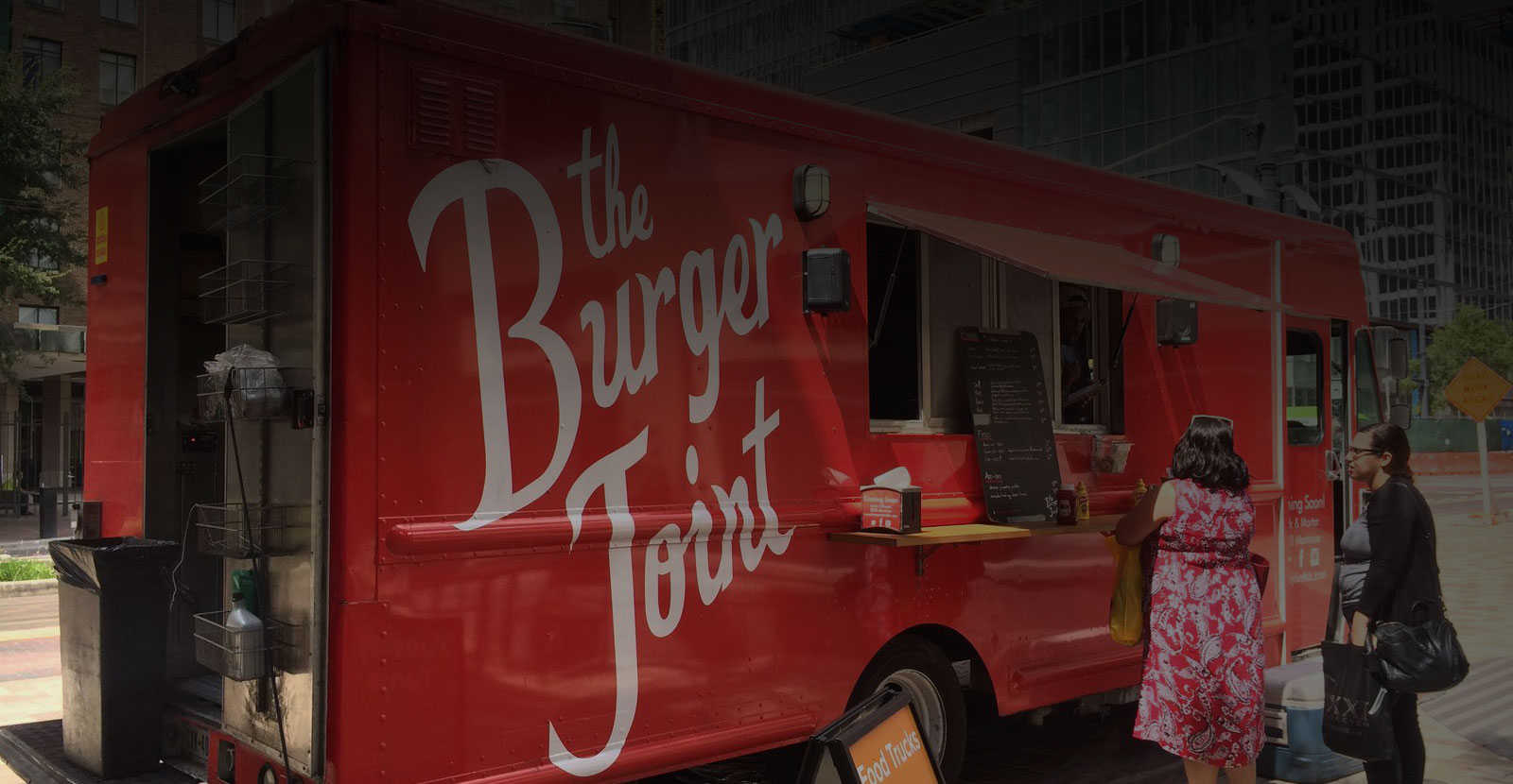 Houston Burger Food Truck